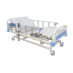 Cama Electrica De 3 Motores Tipo Hospitalaria De Lujo