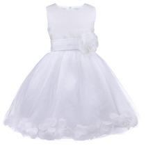 Vestido Para Niña Elegante Fiesta Cumpleaños Regalo Bebe
