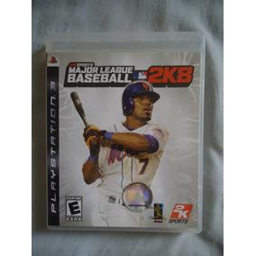 Ps3 - Mlb - Major League Baseball 2k8