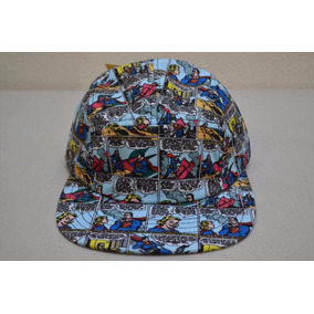 Gorra Comic Superman Tipo Bike Ruta Carreras Sistema Clamp