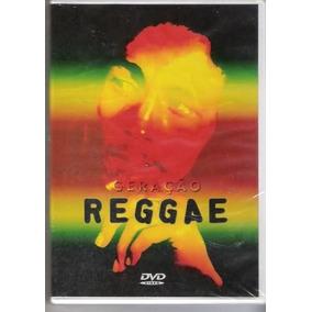 Dvd Geração Reggae / Novo