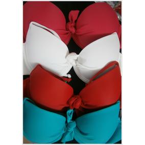Malla Bikini 2015 Strapless Bando Colección Verano