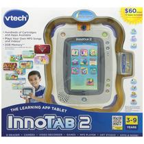 Tablet Para Niños Vtech Innotab 2 Kids Azul