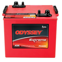 Bateria Odyssey Pc 2250 Audiocar Arranque Nautica Gel
