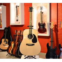 Sx Guitarra Acustica Md170/na