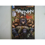 Marvel Batman A Merce De Bane