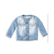 Jaqueta Jeans Infantil Feminina Hering Kids C82hjeklx
