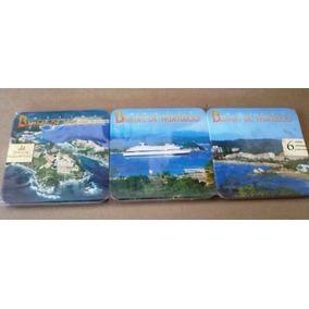 Portavasos En Carton De Huatulco 6 Piezas