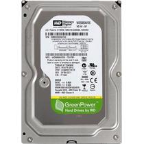 Hd 500gb Sata Western Digital - Green Power - Novo - Lacrado