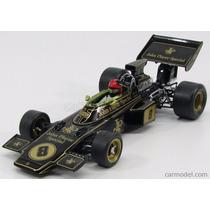 Miniatura De Carro Formula 1 Emerson Fittipaldi 72d
