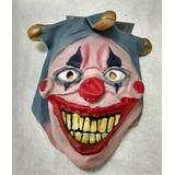 Máscara De Palhaço Bobo Da Corte ( Latex )
