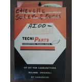 Kit De Carburador Chevette Solex 2 Boca Tecni Parts