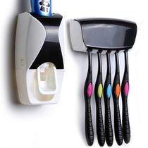 Dispensador De Pasta Dental Con Porta Cepillos Ezwin H2010