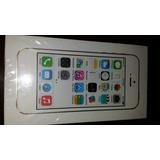 Iphone 5s Gold 16gb Nuevo