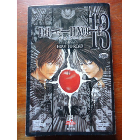 Death Note - How To Read ( Enciclopédia - Volume 13 ) (raro)
