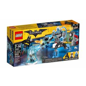 Brinquedo Lego Batman Mr Freeze Ataque De Gelo 70901