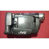 Filmadora Jvc 600x Digital Zoom Usada Falta Bateria Ver...