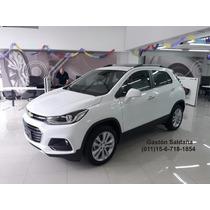 Nueva Chevrolet Tracker 4x4 Y 4x4 Ltz Plus 2017 0km