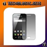 Pack De 5 Láminas Anti Grasa Para Samsung Galaxy Ace S5830