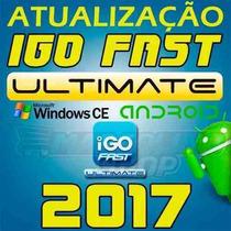 Gps 2017 Igo Primo Ultimate Discovery Multilaser Foston Midi