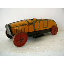 Antiguo Auto De Chapa De 1920 Epoca Schuco. Lehmann