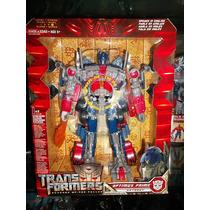 Optimus Prime Leader Revenge Of The Fallen Hasbro Dotm