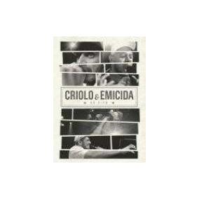 Dvd Criolo & Emicida Ao Vivo Original Lacrado Pronta Entrega