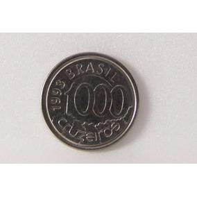 Moeda De 1000 Cruzeiros Acará 1993 P/ Colecionadores*****