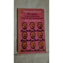 Libro El Chiste Y Su Relación Con Lo Inconsciente, Sigmund F