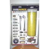 Kit De 20 Accesorios Para Compresor De Aire Comprimido