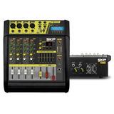 Mixer Power Consola Efecto Usb Vz-40 2 Skp ( Envío Gratis )