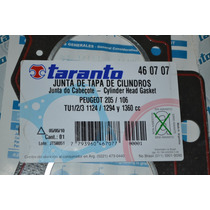 Junta Cabeçote Taranto 460707 Peugeot 106 205 Motor 1.2 1.4