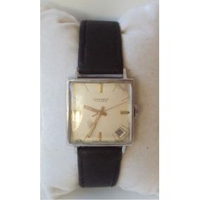Antiguo Reloj Junghans Vintaje Original 17 Jewels Años 50s