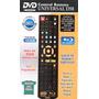 Control Remoto Universal D58 Blu Rays Dvd Recorders