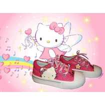 Zapas Pintadas/customizada Personalizadas Hello Kitty
