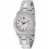 Reloj Swis Army De Victorinox Quartz Fecha Nuevo Original