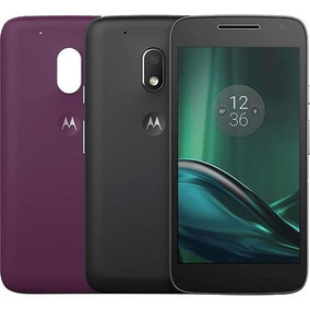 Moto G4 Play 4g Lte 16gb 8mp Hd 2gb Ram Turbo Charge Libres