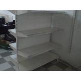 Gondola Exhibidor Metalico- Supermercado-farmacias