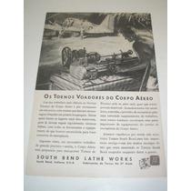 ( L - 290/ P ) Propaganda 2 Guerra Tornos South Bend
