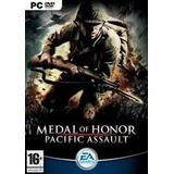 Jogo Pc Medal Of Honor Pacific Assault Original