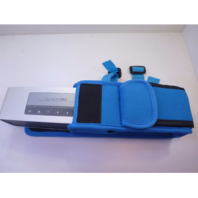 Protector Maletin Funda Azul Bocina Bose Soundlink Bluetooth