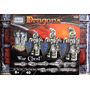 Juguete Conjunto Pecho Mega Bloks Dragones Guerra 9862