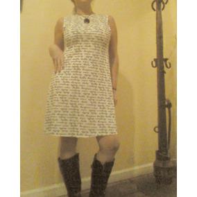 Vestido Moli - Sin Ser Iguales 2016 Otoño Invierno