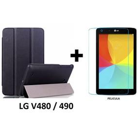 Capa P/ Tablet Lg G Pad V480 / 490 - 8 Polegadas
