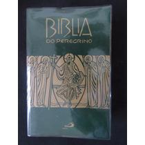 Bíblia Do Peregrino Completa( At E Nt) - Brochura