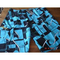 Shorts Bermudas Mallas Billabong Talle 38