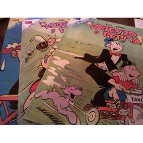 Comics Lorenzo Y Pepita, Editorial Novaro