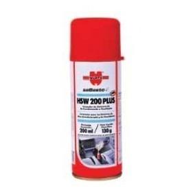 Hsw 200 Plus (granada) - 200ml Wurth Higienizador De Ar