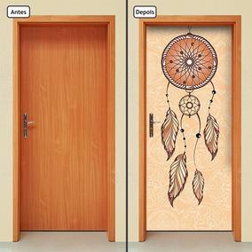 Adesivo Decorativo De Porta - Filtro Dos Sonhos - 782mlpt