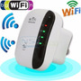 Repetidor Amplificador Portatil De Señal Wifi Router300 Mbps